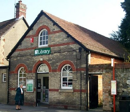 A picture for Wilton-Library