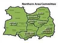 Click for a larger image of Northern Area Committee