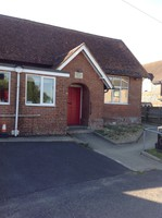 Click for a larger image of Village hall at West Grimstead
